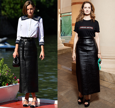 Модная битва: Эмма Коррин против Виктории Исаковой