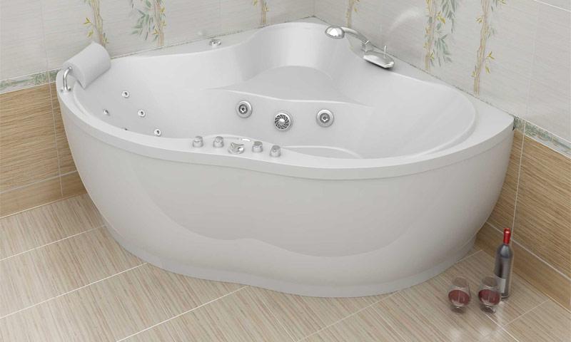 Преимущества ванн из акрила